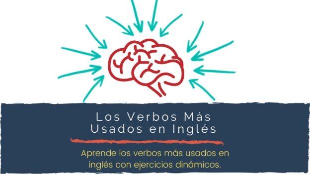 Los verbos más usados en inglés
