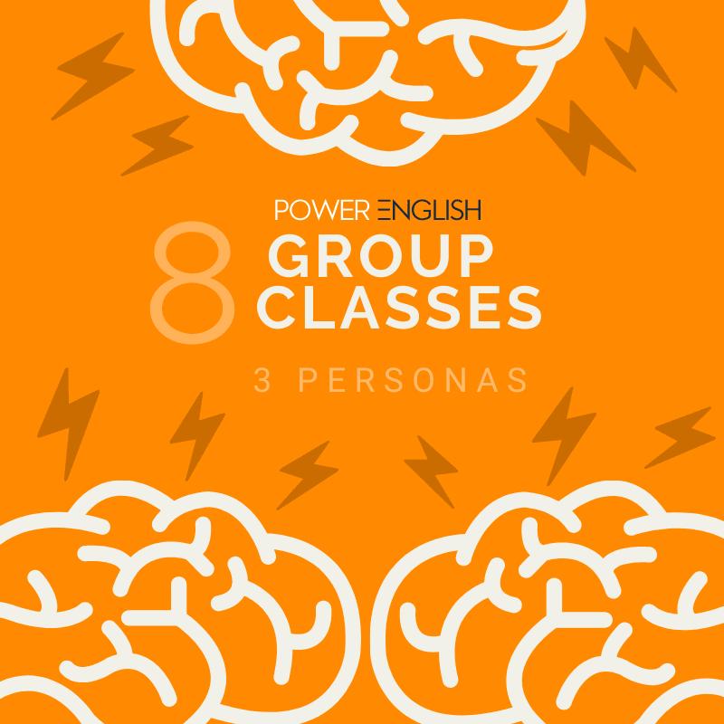 aulas de grupo de inglês online