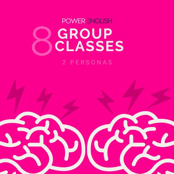 clases grupales de inglés online