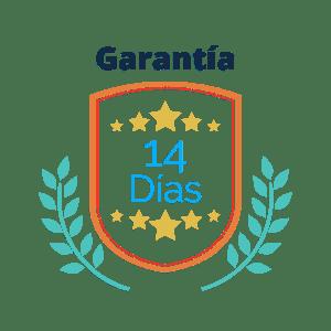 garantia de 14 dias